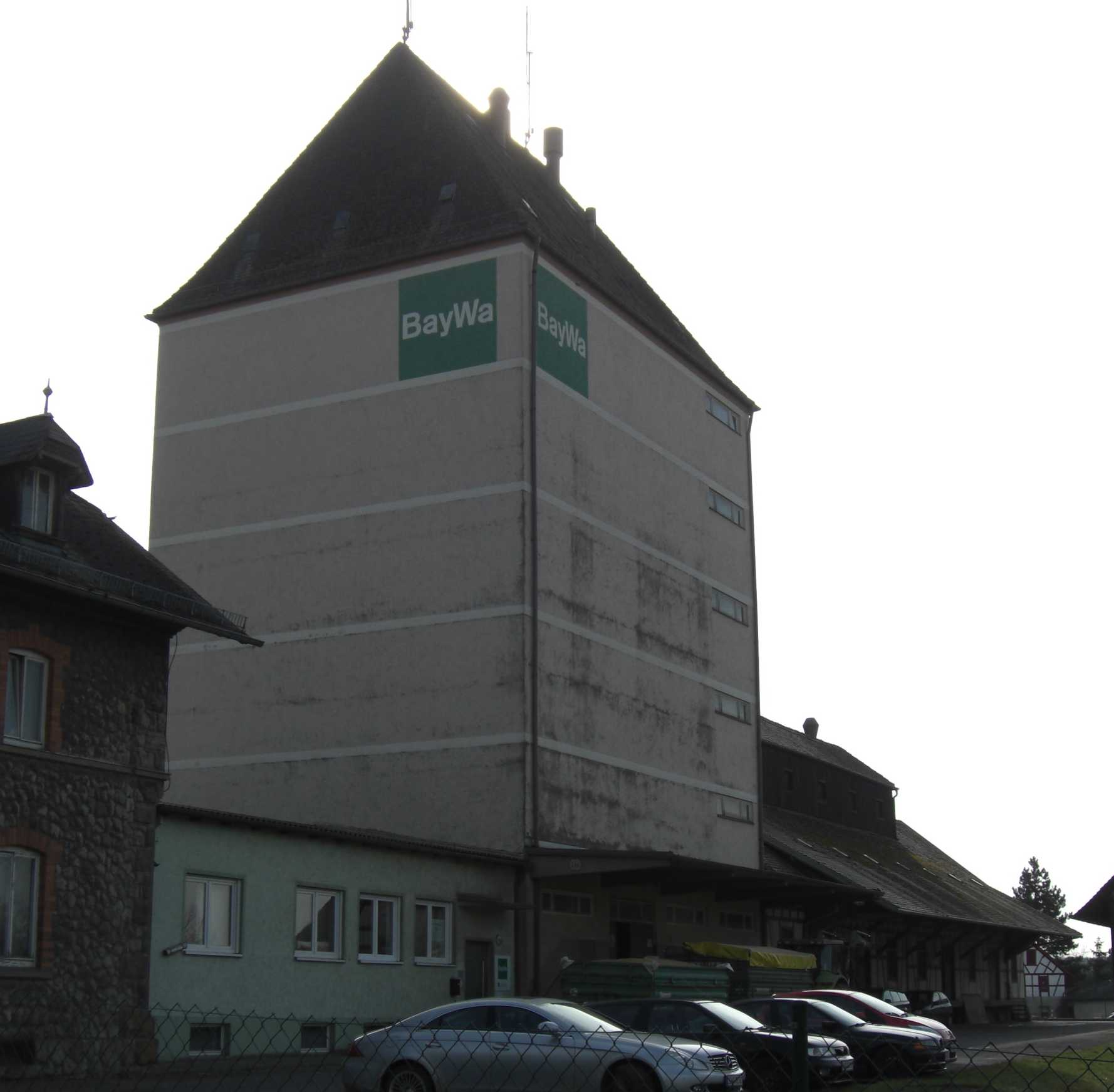 Baywa lagerhaus und gabelstapler mit funktion lego - Baywa fenster ...